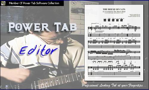 powertab edit吉他制谱软件_【杂类工具吉他制谱软件,写谱软件,作曲软件】(2.9M)