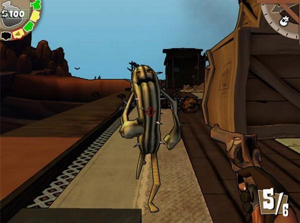 子弹列车_【FPS射击射击游戏单机版】(109M)