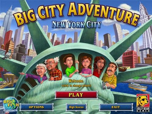 都市之旅3纽约_【益智休闲休闲游戏单机版】(50M)