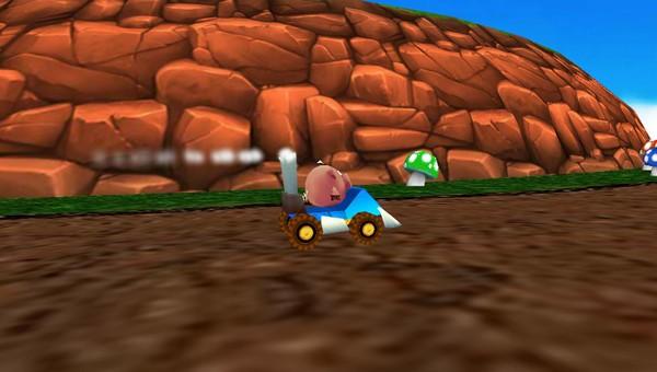 小猪卡丁车_【赛车竞速赛车游戏单机版,卡丁车单机游戏】(8M)