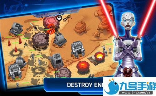 星球大战银河防御电脑版_【独立游戏星球大战银河防御】(76M)