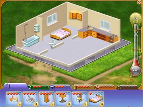 珍妮的房地产2_【模拟经营模拟经营游戏单机版】(64M)