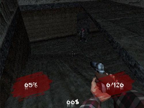 孤独的我_【FPS射击射击游戏单机版】(20M)