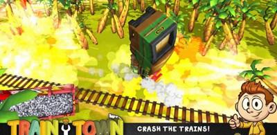 火车小镇_【模拟经营模拟经营单机游戏】(35M)