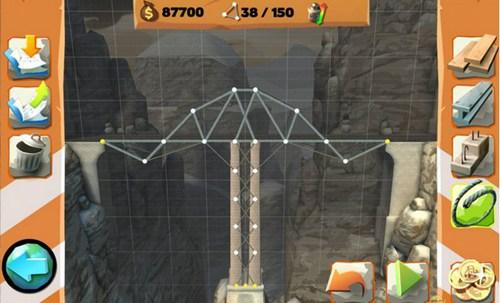 桥梁构造者游乐场_【模拟经营模拟经营单机游戏】(20M)