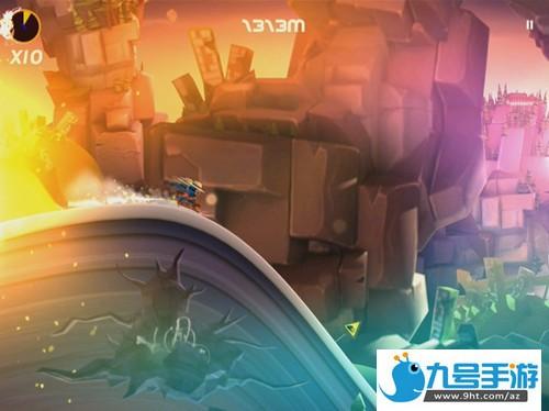 熔岩滑板大冒险电脑版_【独立游戏熔岩滑板大冒险】(42M)