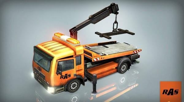 道路救援模拟_【模拟经营模拟经营单机游戏】(510M)
