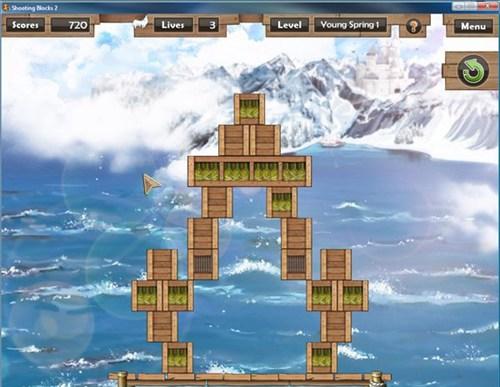 射砖块2_【益智休闲休闲游戏单机版】(30M)