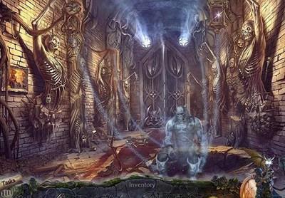 神秘城堡镜子的秘密_【动作冒险解谜游戏单机版】(386M)