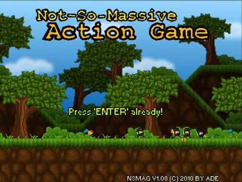 规模不大的动作游戏_【动作冒险动作冒险单机版】(11M)