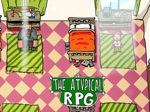 一个美式标准rpg游戏_【益智休闲休闲游戏单机版】(52M)