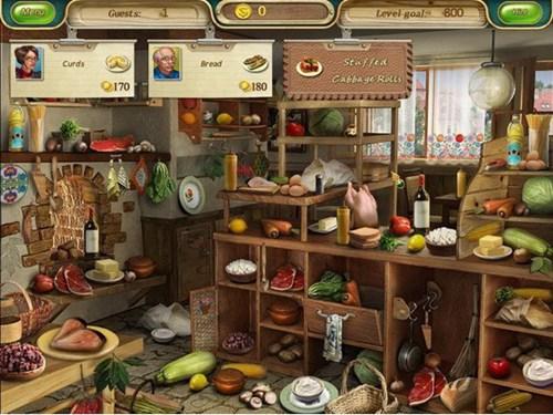 疯狂美食家3动物园_【益智休闲解谜游戏单机版】(98M)
