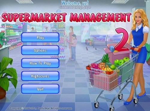 美女超市经理2_【模拟经营模拟经营单机游戏】(85M)