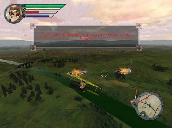 红色男爵_【FPS射击射击游戏单机版】(55M)