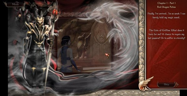 神秘魔法女巫之道_【策略战棋策略游戏单机版】(110M)