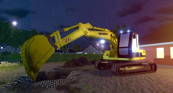单机挖掘机模拟游戏_【模拟经营模拟经营单机游戏】(652M)