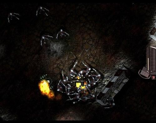 僵尸谋杀_【FPS射击射击游戏单机版】(50M)