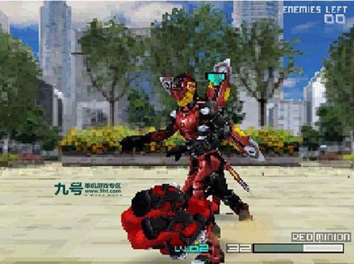 假面骑士龙骑_【街机模拟假面骑士龙骑】(14M)