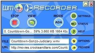 流媒体录制工具 WM Recorder_【视频制作流媒体录制工具 WM Recorder】(23.8M)