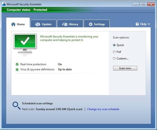 微软安全软件(Microsoft Security Essentials)_【安全软件微软安全软件,Microsoft Security Essentials,】(10.5M)