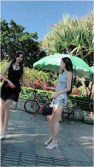 准备好的_日本小姐姐面值高,眼神让人堕落,就是走路姿势莫名其妙!