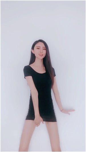 韩国主播很的人_妹子的机械舞,超级牛!