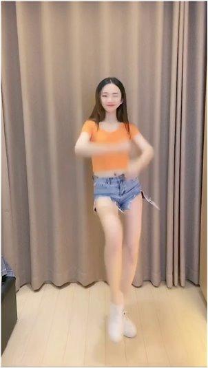 韩国女主播GIF_韩国女主播朴娜娜快攻组